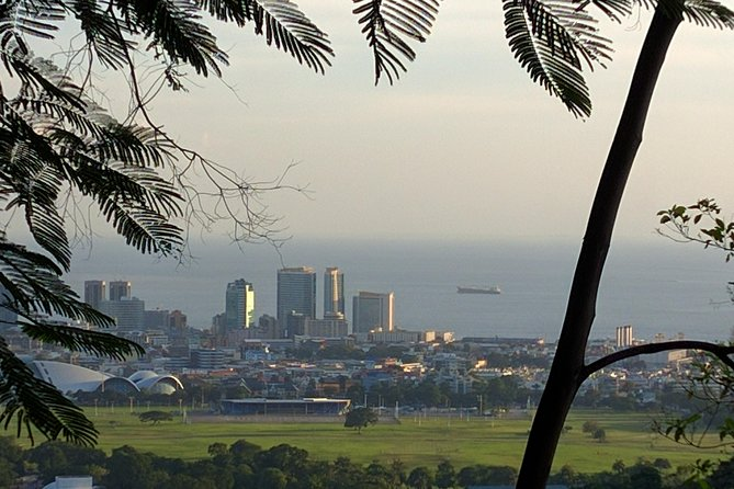 VIew of Port of Spain