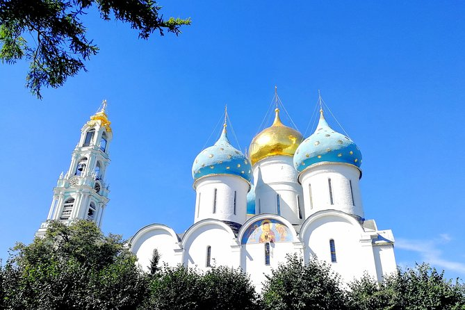 The Holy Trinity St Sergius Lavra Private Tour
