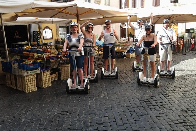 Private Tour: Rome Highlights by Segway