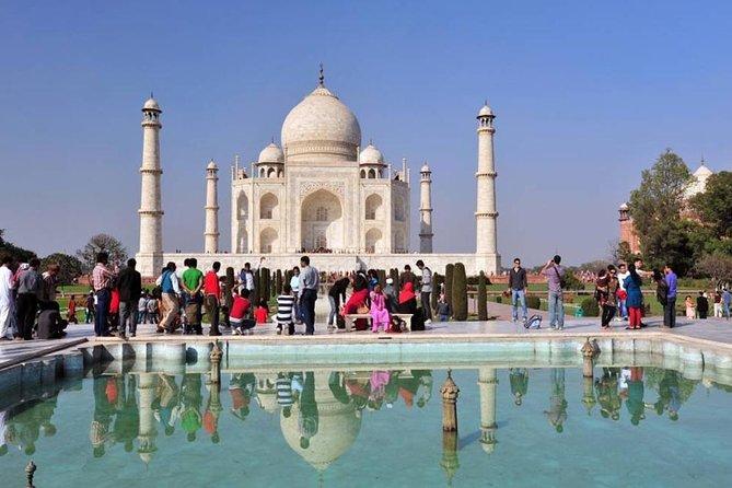 Taj Mahal and Agra Fort Private Tour