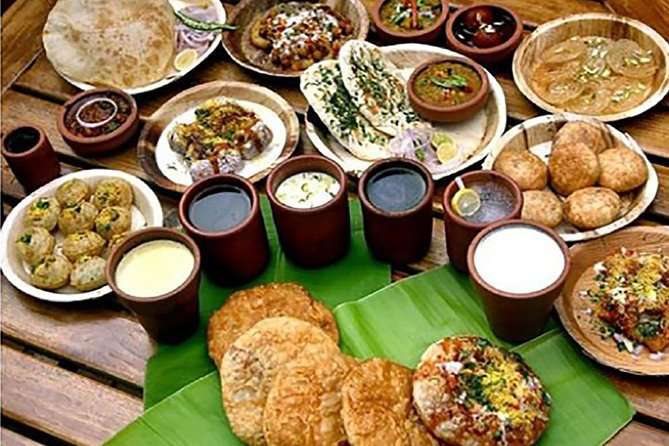 Delhi Food Tour with Private Guide