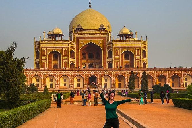 Budget Golden Triangle 3 Days Tour To Agra, Fatehpur-sikhri & Jaipur From Delhi