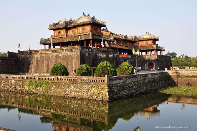 Private Hue Imperial City Tour From Hoi An