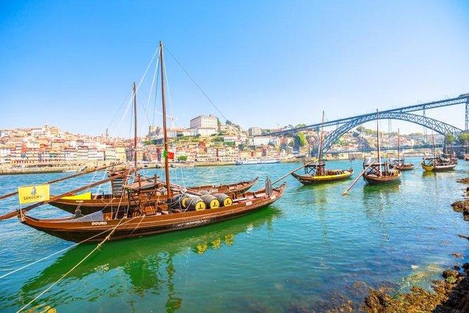 Private Tour to History of Porto & Porto Calem Cellars & Wine Tasting
