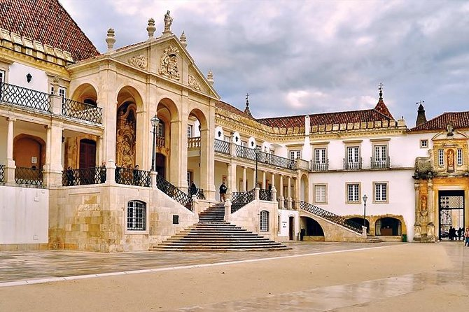 Private Tour: Coimbra (City of Students) and Santarém (Gothic City) Heritage City with lunch