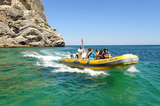 Arrabida Marine Caves Boat Tour from Lisbon with Lunch and Wine Tasting