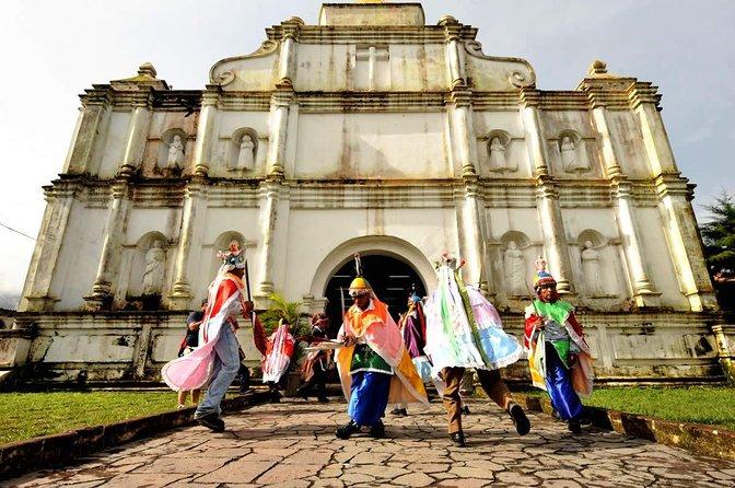 San Salvador and Panchimalco City Tour