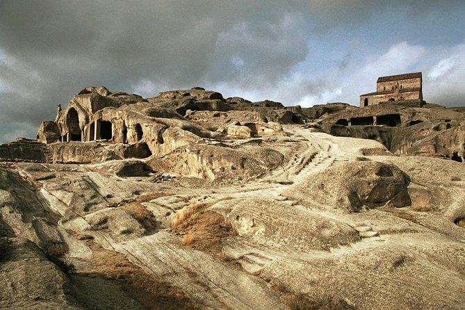 Mtskheta , Gori , Stalin museum and Uplistsikhe caves