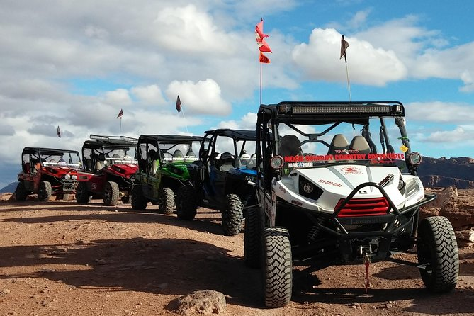 Hell's Revenge U-Drive UTV Morning Tour