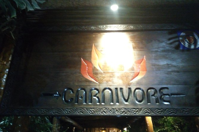 Carnivore restaurant Dinner or lunch from Nairobi