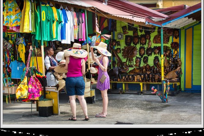 Private Montego Bay Highlights Tour with Margaritaville & Shopping
