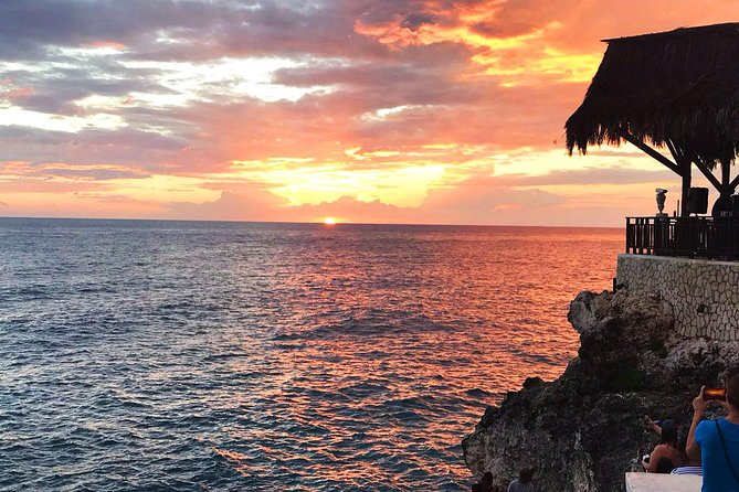 Enjoy & have fun at Ricks Cafe. Sunset Views & Cliff Diving (Private Tour)