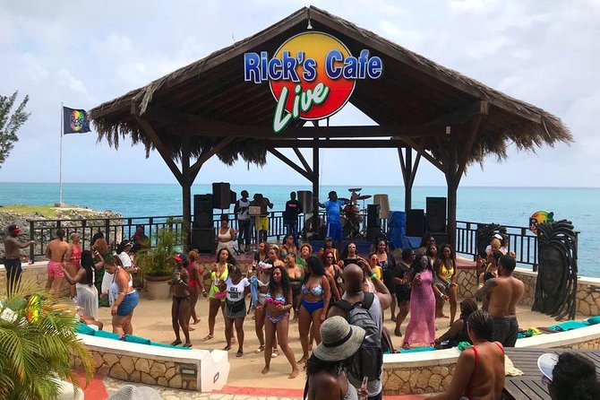 Enjoy & have Fun at Margaritaville and Ricks Cafe (Private Tour) COVID READY