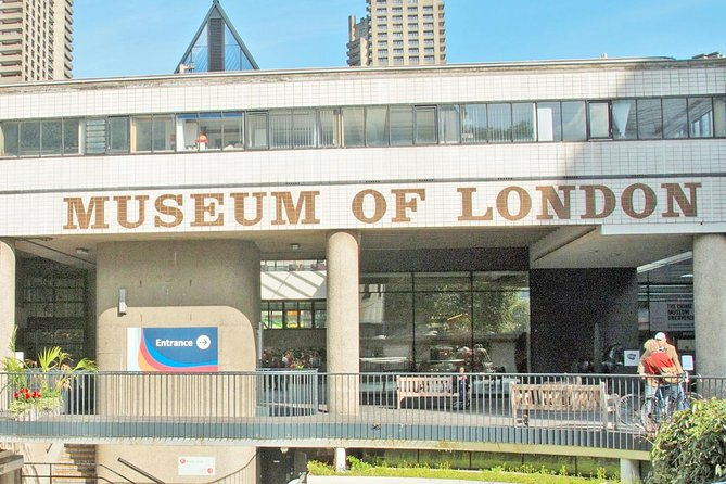 Time Travel at the Museum of London Private Guided Tour for Kids & Families