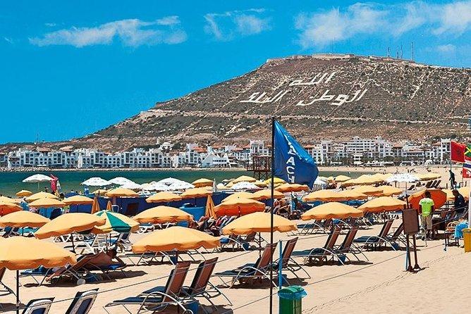 Private Half Day City Tour of Agadir
