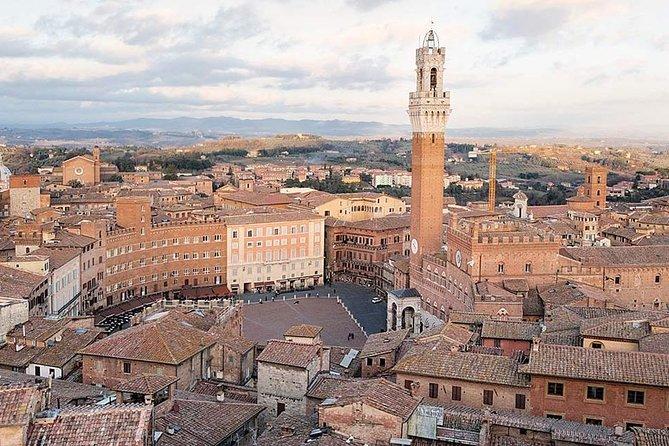 Siena e San Gimignano 1 dia de viagem saindo de Roma - Semi Private Tour