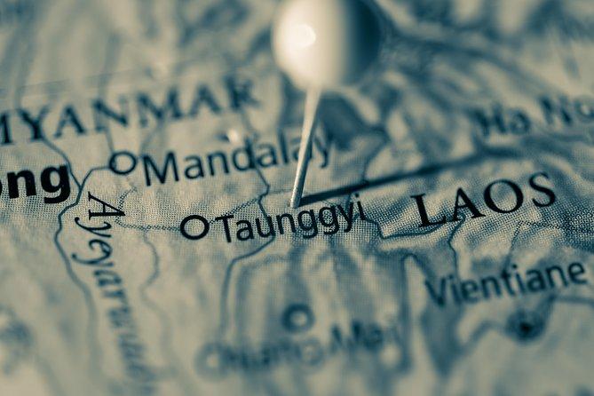 Kakku & Taunggyi Return Trip from Inle Lake