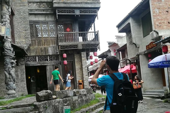 One Day Exploration to Daxu Old Town and Yaoshan Tea Plantation
