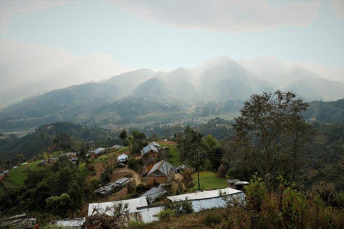 Dagvandring - Sanga till Panauti