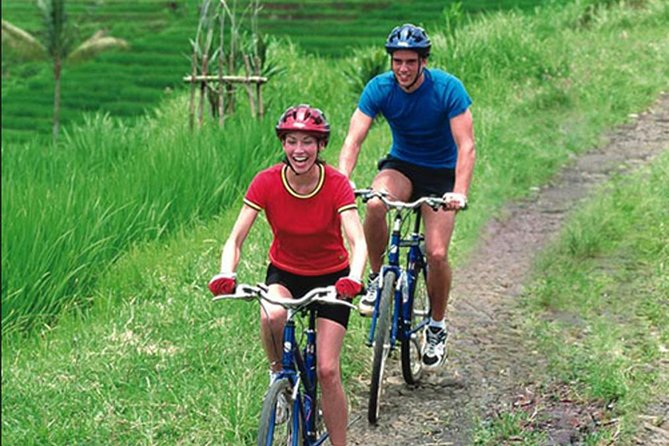 Private Tour-Cycling To The Rice Fields Of Ubud Village-Kanto Lampo Waterfall