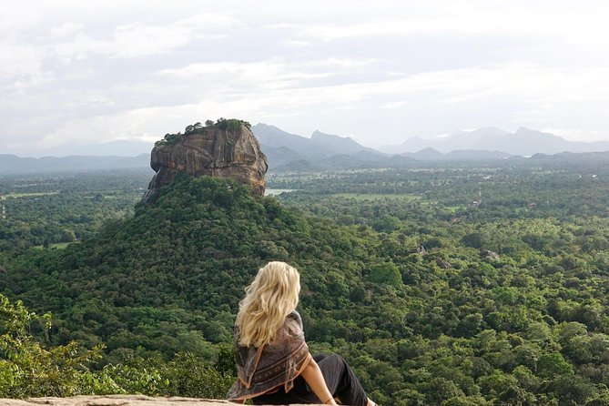 Rock Climbing Pidurangala Rock & Sigiriya Rock From Colombo