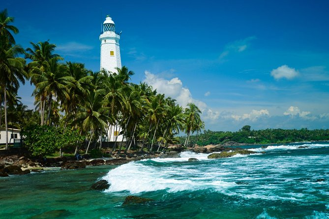 Day Excursions to Galle Fort & Bentota from Colombo