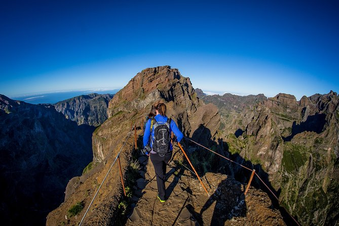 Hiking The Peaks Of Madeira