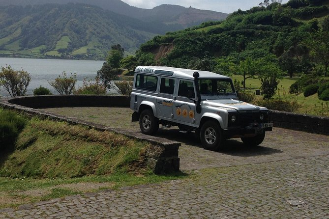 Half-Day Sete Cidades Tour 4x4 photo 8