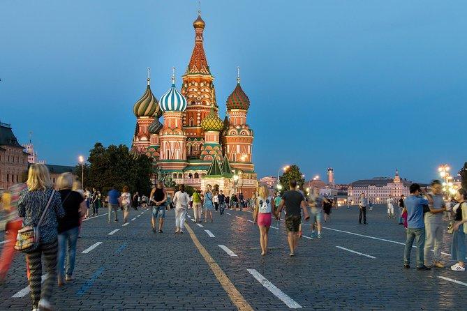 Moscow City Break, 5 days