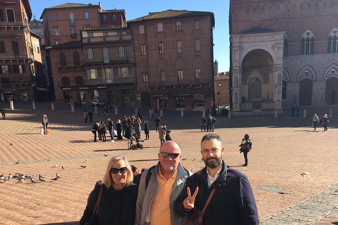 Minivan Tour to Siena and San Gimignano from Florence