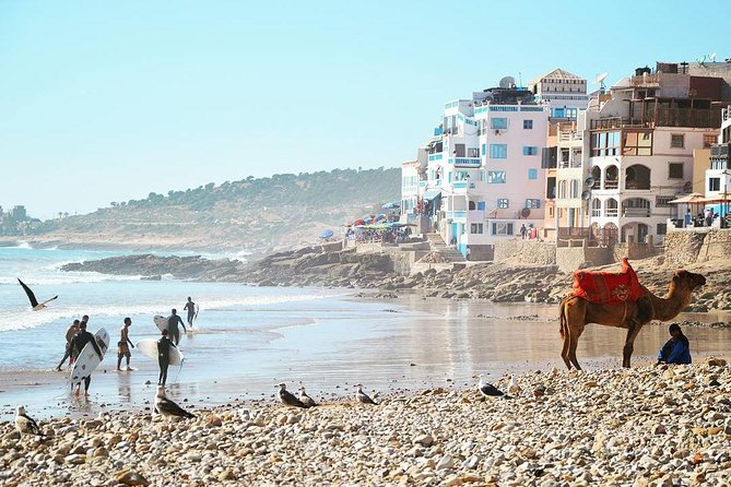 3 Days Surf Guiding Trip to Taghazout -Paradise Valley - Agadir including a hike photo 2