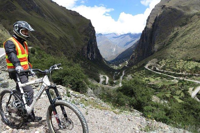 Mountain Bike Adventure on Abra Malaga
