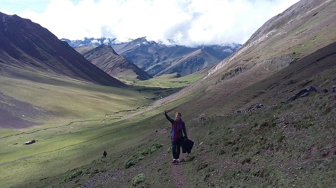 Full day: Trek to Rainbow Mountain with entrances from Cusco photo 2