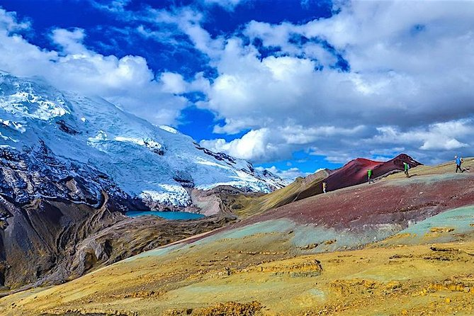 Full day: Trek to Rainbow Mountain with entrances from Cusco photo 3