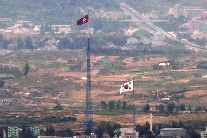 Most popular tourist attractions in South Korea DMZ