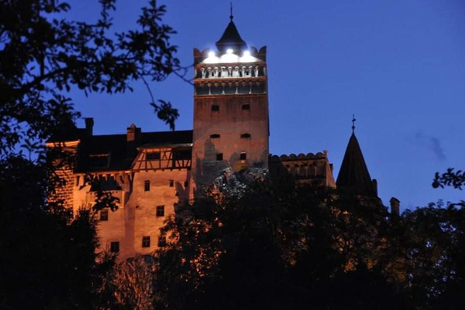 Private Tour from Brasov to Bran Castle & Rasnov Fortress Hotel Pick-up/Drop off