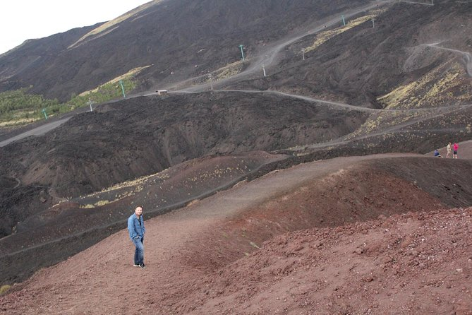 Etna Morning Tour by Bus from Taormina