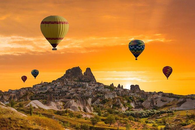 Cappadocia Daily Red Tour From Cappadocia Hotels
