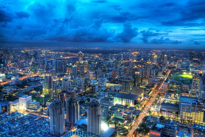 Bilhete de Admissão Baiyoke Sky Tower (Deck de Observação)