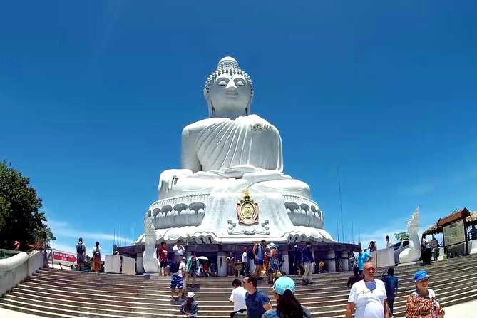 Phuket Original Discover Tour with Big Buddha & Floating Market