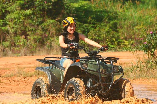 Koh Samui ATV Ride