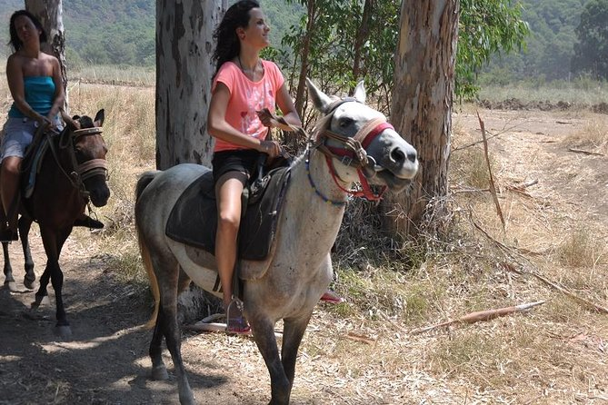 Horse Safari from Kemer, Goynuk, Kiris, Camyuva, Beldibi