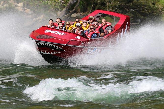 Buller Canyon jetboat