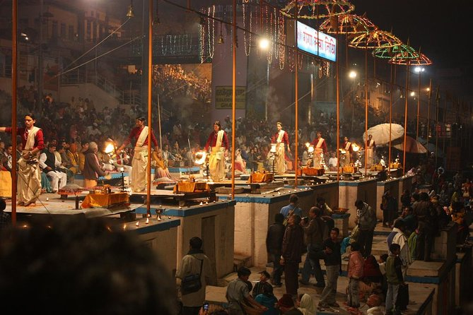 Full day Guided City Tour of Varanasi in AC Car with a local