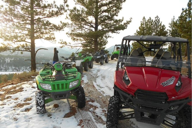 ATV & Snow Mobile Winter Adventures from Reno