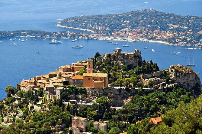 The Best of the Riviera Small group Guided full Day Tour