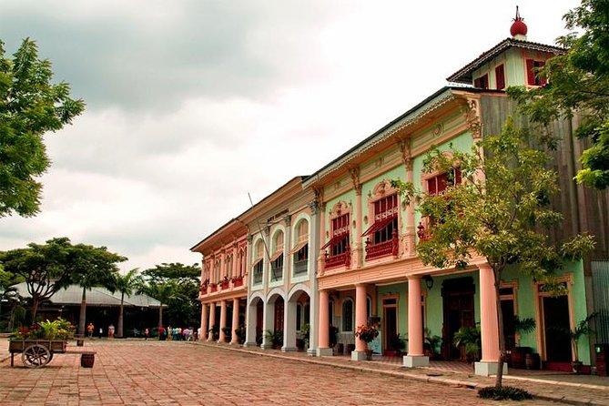 Guayaquil City Tour and Parque Historico