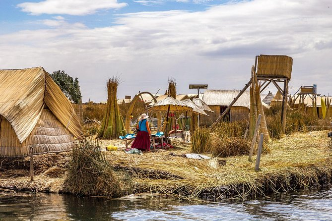Full day: Lake Titicaca Uros and Taquile from Puno