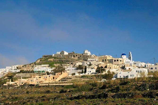 Small group-Santorini Tour & Wine-Tasting by locals