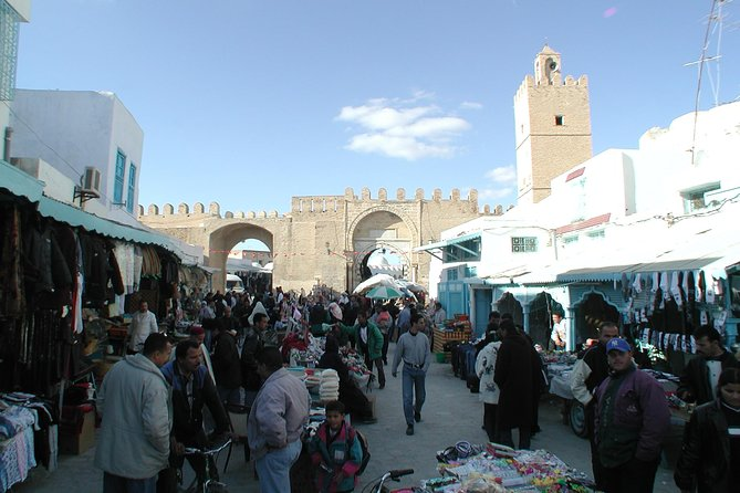 Full-Day Kairouan and El Jem Tour from Tunis